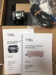 Trig TT21 transponder Mode S in Ajaccio, France, France