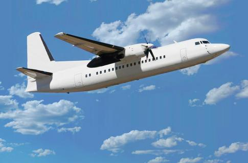 1988 Fokker 50 for Sale/ Lease in Tanzania