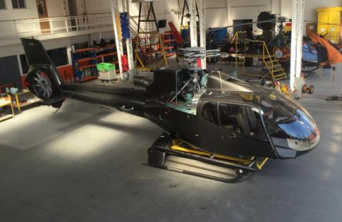 2003 Eurocopter EC 130-B4 for Sale in Chile