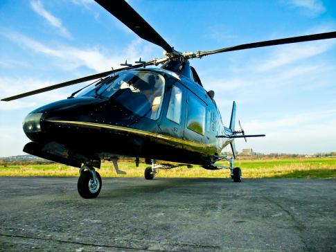 1984 Agusta A109A II for Sale in United Kingdom