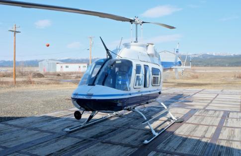 1999 Bell 206L4 LongRanger IV for Sale in Canada