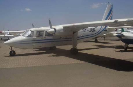 1989 Britten Norman BN2B-20 Islander for Sale in Nairobi, Kenya