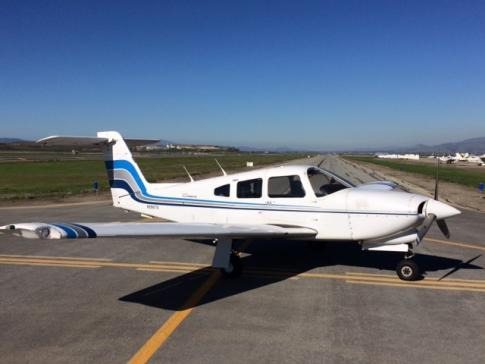 1979 Piper PA-28RT-201T Arrow IV for Sale in Hollister, California, United States (KCVH)