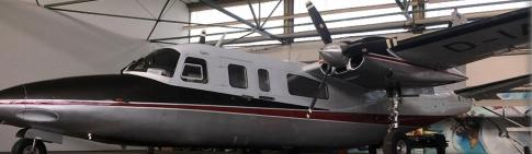 1967 Aero Commander 680FL for Sale in Germany