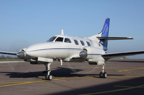 1976 Fairchild Swearingen SA226-T Merlin III for Sale in Belgium