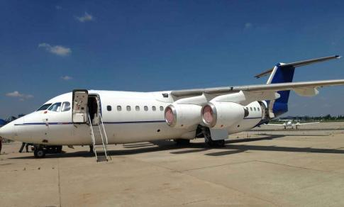 1990 BAe 146-200 for Sale in Cameroon