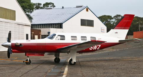 1997 Piper PA-46-350P Malibu Mirage for Sale in Johannesburg, South Africa