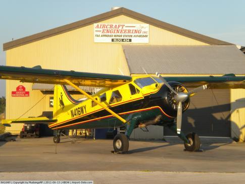 1960 de Havilland DHC-1 Beaver for Sale in EL PASO, Texas, United States