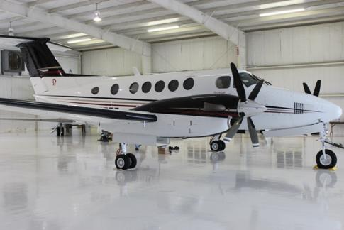2002 Beech B200 King Air for Sale in Texas, United States