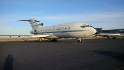 1966 Boeing 727-100 for Sale in EL PASO, Texas, United States