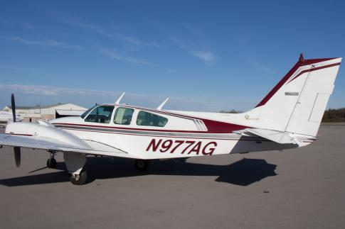 1966 Beech 95-C55 Baron for Sale in Murfreesboro, Tennessee, United States (KMBT)