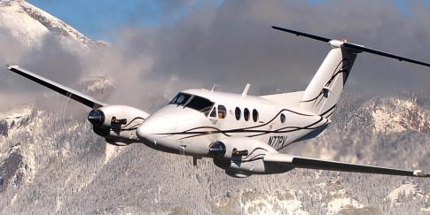 1980 Beech F90 King Air for Sale in Missouri, United States