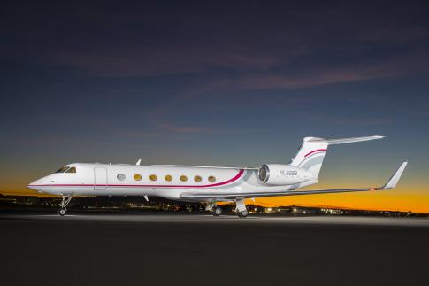 2011 Gulfstream G550 for Sale in South Korea