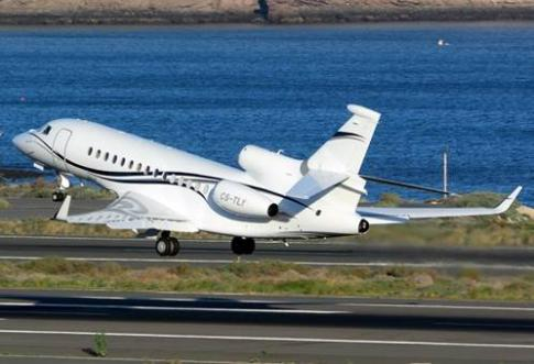 2008 Dassault Falcon for Sale in Cascais, Portugal