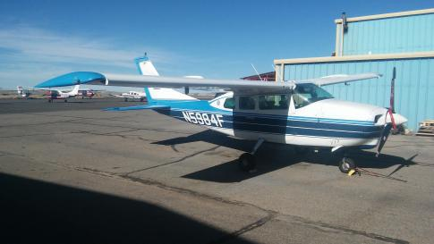 1968 Cessna 210H Centurion for Sale in Albuquerque, New Mexico, United States