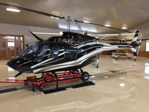 1978 Bell 206 JetRanger for Sale in Montreal, Quebec, Canada (CSB3)