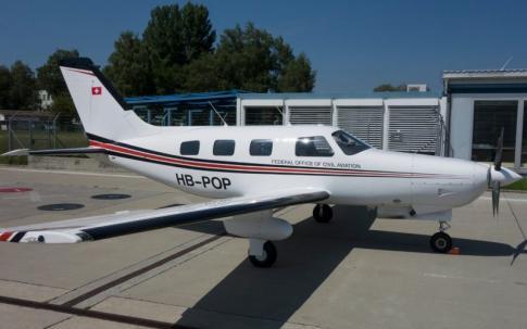 1989 Piper PA-46-350P Malibu Mirage for Sale in Bern, Switzerland (LSZB)