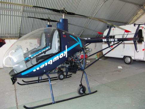 2011 Heli Sport CH-7 Kompress for Sale/ Swap/ Trade in Wrocław, Poland (EPMR)