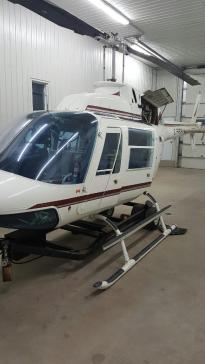 1974 Bell 206B JetRanger II for Sale in Montreal, Quebec, Canada (CSB3)