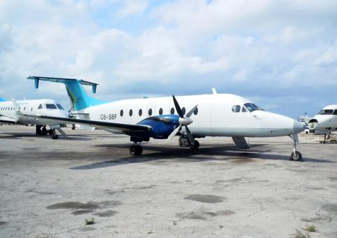 1991 Beech 1900D Airliner for Sale in Nassau, Bahamas