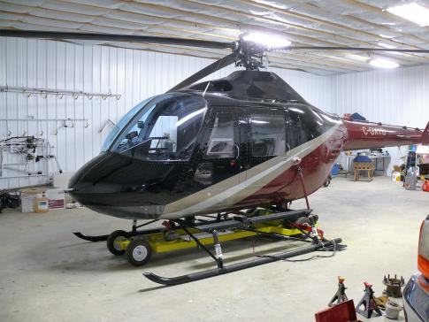 2012 Vertical Aviation Hummingbird for Sale in Elk Point, Alberta, Canada