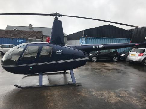 2007 Robinson R-44 Raven II for Sale in United Kingdom
