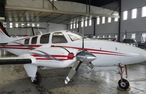 2003 Beech 58 Baron for Sale in Brazil