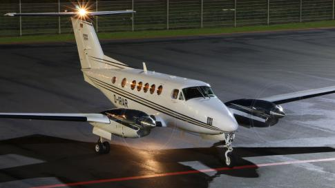 2006 Beech B200 King Air for Sale in Germany