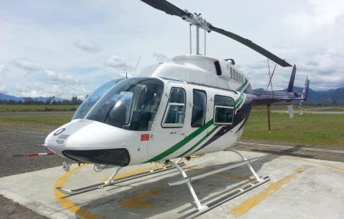 1986 Bell 206L3 LongRanger III for Sale in Papua New Guinea