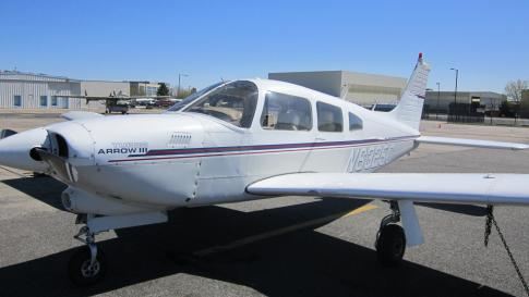 1978 Piper PA-28R-201T Arrow III for Sale in Denver, Colorado, United States (KFTG)