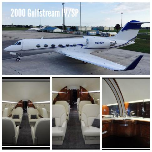 1999 Gulfstream GIV/SP for Sale in United States