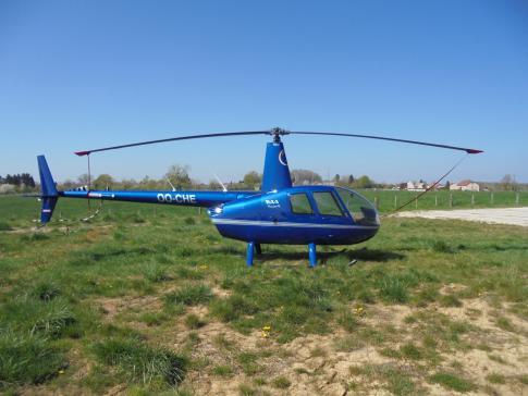 2008 Robinson R-44 Raven II for Sale in GIVRY-EN-ARGONNE, MARNE, France