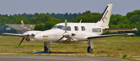 1980 Piper PA-31P Navajo for Sale in Bournemouth, Dorset, United Kingdom (EGHH)