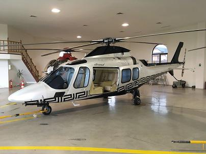 2010 Agusta AW109S Grand for Sale in Romania