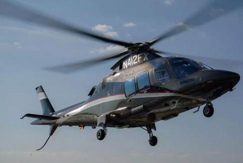 2011 Agusta AW109SP Grand New for Sale in New Jersey, United States