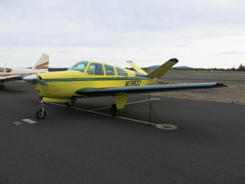 1961 Beech N35 Bonanza for Sale in BEND, Oregon, United States