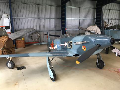 1993 Yakovlev YAK-3M for Sale/ Auction in QLD, Australia (YBAF)