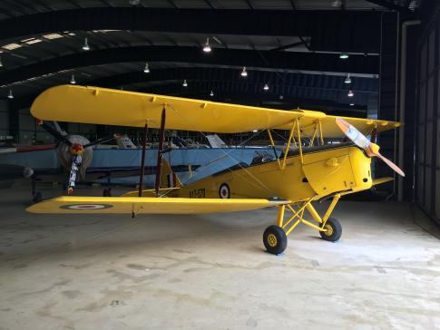 1942 de Havilland DH-82A Tiger Moth for Sale/ Auction in Brisbane, Queensland, Australia