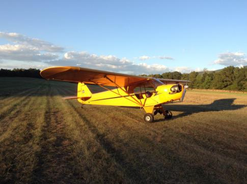 1940 Piper J-3 Cub for Sale in Raphine, Virginia, United States (VAOO)