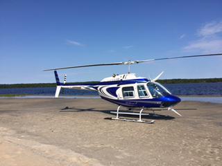 1976 Bell 206B JetRanger II for Sale in St-Mathieu de Beloeil, Quebec, Canada