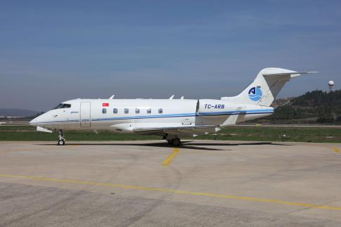 2008 Bombardier Challenger 300 for Sale in Canada