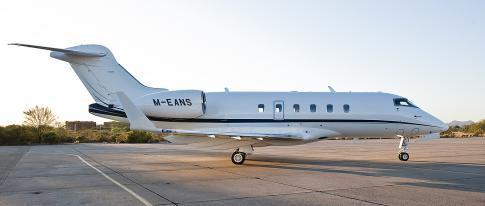 2004 Bombardier Challenger 300 for Sale in Canada