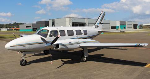 1976 Piper PA-31-325 Navajo for Sale in Australia