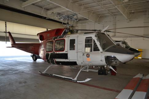 1990 Bell 412SP for Auction in Van Nuys, California, United States (VNY)