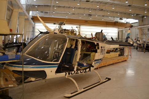 1987 Bell 206B3 JetRanger III for Auction in Van Nuys, California, United States (VNY)