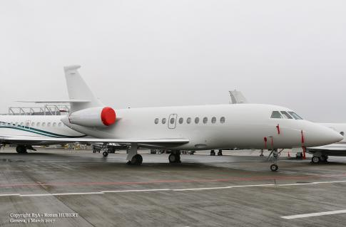 1997 Dassault 2000 Falcon for Sale in France