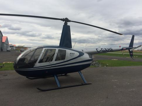 2009 Robinson R-44 for Sale in St-Mathieu de Beloeil, Quebec, Canada (CSB3)