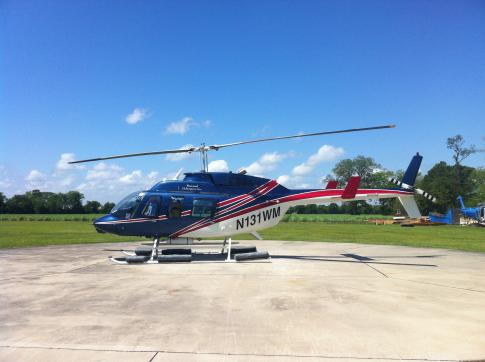2005 Bell 206L4 LongRanger IV for Sale in Texas, United States