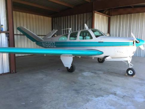1962 Beech P35 Bonanza for Sale in ALBUQUERQUE, New Mexico, United States