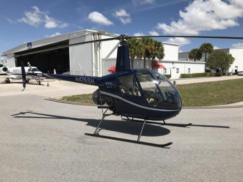 2006 Robinson R-22 Beta II for Sale in Fort Lauderdale, Florida, United States (KFXE)